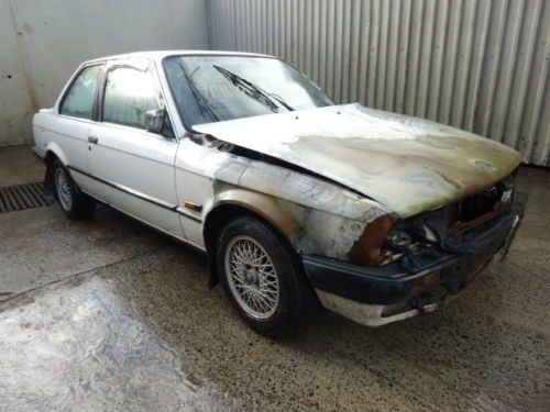 Bmw E30 1989 325i Coupe 5 Speed Manual Alpine White Parts Spares Breaking Quote 133