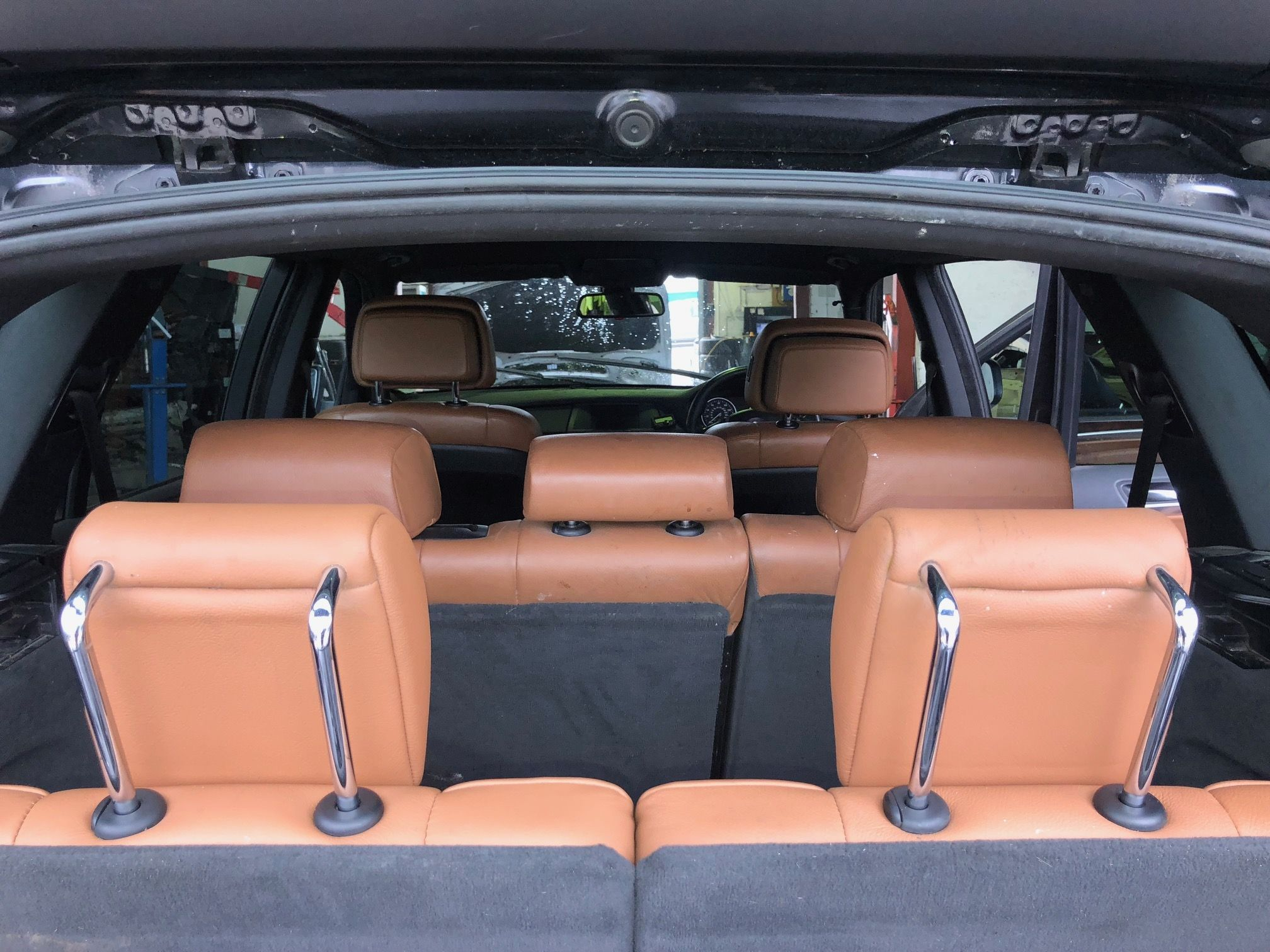 Bmw X5 E70 7 Seater Interior M Sport Leather Seats Door Cards Nevada Saddle Brown Seat 262