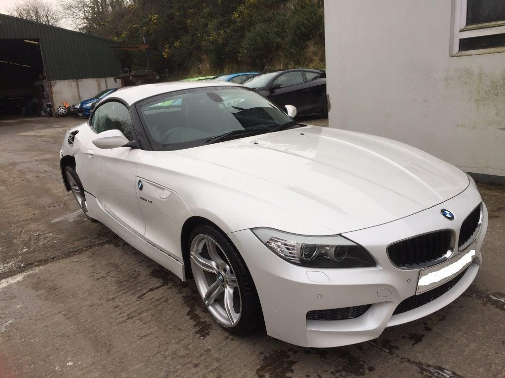 Bmw E89 Lci 2013 Z4 2 0i 8 Speed Auto Mineral Weiss Metallic Parts Spares Breaking Quote 218