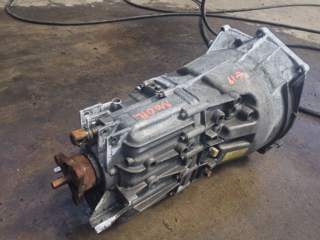 OEM BMW 3 SERIES E46 320D 5 SPEED MANUAL ZF GEARBOX 1065 401 012 1065 401  011 G19