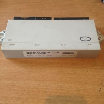 BMW E65 E66 7 SERIES NSR DOOR CONTROL MODULE DOOR ECU UNIT 61.35-6958447 6958447 B11A
