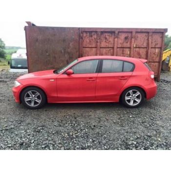 BMW E87 1 SERIES 2005 116i M-SPORT 6 SPEED MANUAL JAPAN RED PARTS SPARES BREAKING QUOTE *122