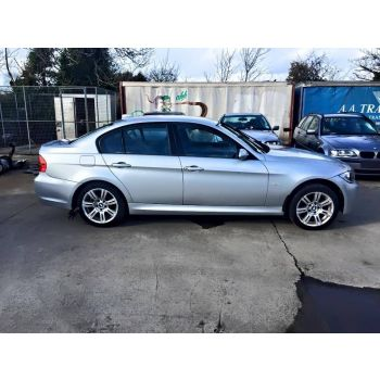 BMW E90 2006 320i M-SPORT SALOON 5 SPEED MANUAL TITAN SILVER PARTS SPARES BREAKING QUOTE *98