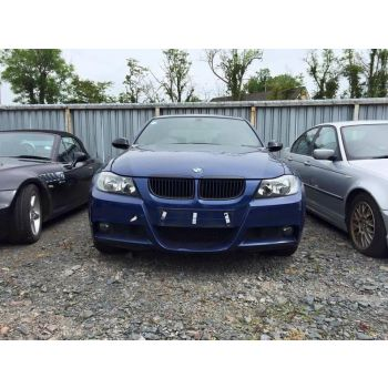 BMW E90 2006 320si M-SPORT 6 SPEED MANUAL LE-MANS BLUE PARTS SPARES BREAKING QUOTE *121