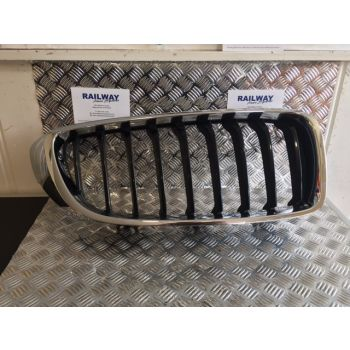 NEW BMW 4 SERIES F32 F33 F36 FRONT RIGHT BUMPER GRILLE KIDNEY GRILL 7294818 51137294818