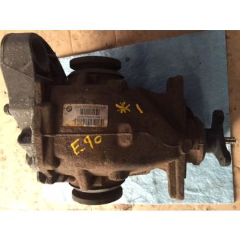 BMW E87 E90 E91 320d 120d Rear Differential Rear Diff 2.56 Ratio 3 Bolt WARRANTY 7556678 #1 *123