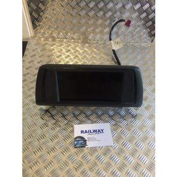 "BMW 2012 1 SERIES F20 F21 SAT NAV DISPLAY SCREEN CENTRAL INFORMATION DISPLAY 6.5"" 9262752 B285 *285"