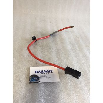 OEM BMW 1 SERIES E81 E82 E87 POSITIVE BATTERY LEAD BATTERY CABLE 6929716 6929715 B329 *307