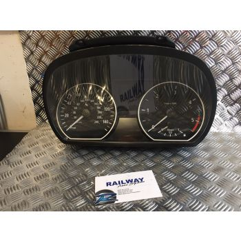 BMW E81 E82 E88 E87 2004-2012 116d 118d MANUAL DASH CLOCKS INSTRUMENT CLUSTER N47 9110196 B334 *316