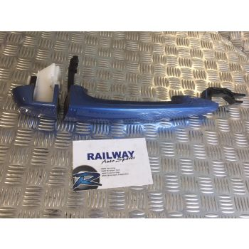 OEM BMW 2011-2015 3 SERIES F30 330d PASSENGER SIDE REAR LEFT OUTER DOOR HANDLE B74A *281