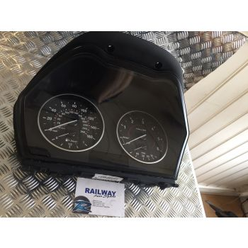 BMW 1 SERIES 120D MANUAL DASH CLOCKS F20 INSTRUMENT CLUSTER SPEEDO M-SPORT 6805198 B147 *282