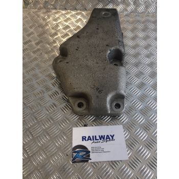 BMW 2013-17 5 SERIES F10 F11 LCI LEFT ENGINE SUPPORT BRACKET ENGINE MOUNT B47 6859899 RS *296
