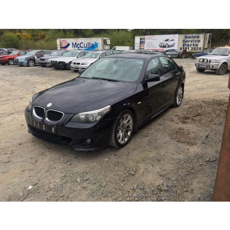 BMW E60 5 SERIES 2005 530D M-SPORT 6 SPEED AUTO CARBON SWARZ PARTS SPARES BREAKING QUOTE *225