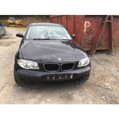 BMW E87 1 SERIES 2006 116i 6 SPEED MANUAL SCHWARZ 2 PARTS SPARES BREAKING QUOTE *239