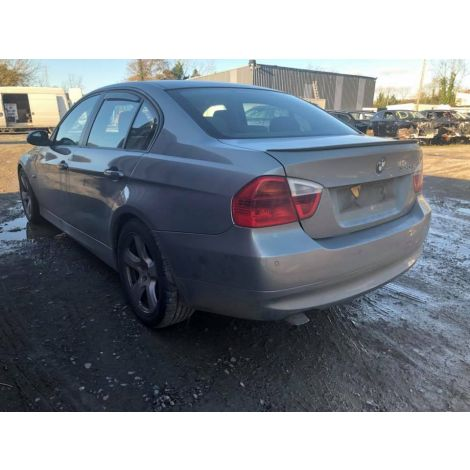 BMW E90 3 SERIES 2005 320d 6 SPEED MANUAL ARKTIS METALLIC PARTS SPARES BREAKING QUOTE *241
