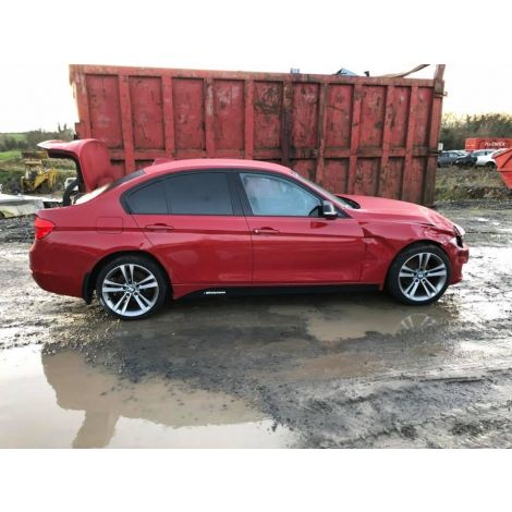 BMW F30 3 SERIES 2014 320d 6 SPEED MANUAL MELBOURNE ROT PARTS SPARES BREAKING QUOTE *248