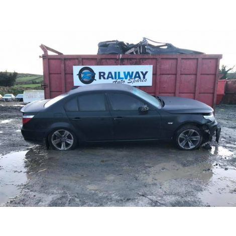 BMW 5 SERIES 2008 E60 520d LCI 6 SPEED MANUAL CARBON SWARZ PARTS SPARES BREAKING QUOTE *240
