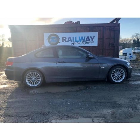 BMW E92 3 SERIES 2007 320i 6 SPEED AUTOMATIC SPARKLING GRAPHIT METALLIC PARTS SPARES BREAKING QUOTE *254