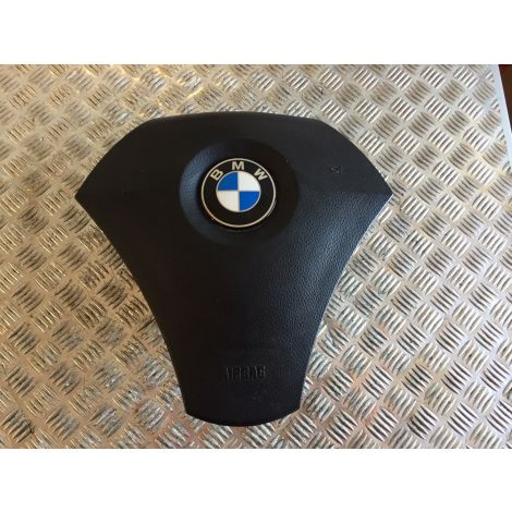 BMW 5 SERIES E60 E61 DRIVER STEERING WHEEL AIRBAG AIR BAG 6772988 B338