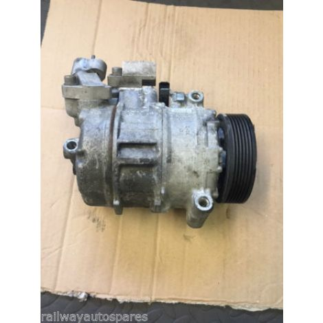 BMW E90 E92 E93 E61 E60 07-12 M3 M5 AIR CONDITIONING PUMP A/C COMPRESSOR S85 6933174 #13 *96