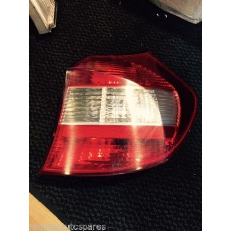 BMW E87 03-07 1 SERIES DRIVER SIDE REAR LIGHT CLUSTER RIGHT TAILLIGHT REAR LAMP E87 6924502 #37