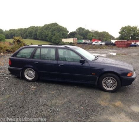 BMW E39 1998 523i TOURING 5 SPEED AUTO ORIENT BLUE PARTS SPARES BREAKING QUOTE *74