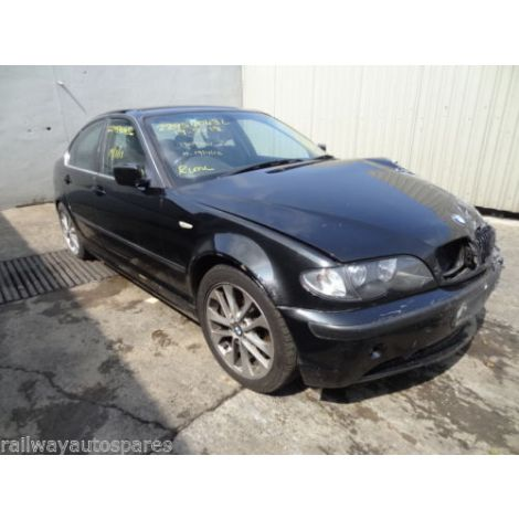 BMW E46 3 SERIES 2003 330d SALOON 6 SPEED MANUAL BLACK SAPPHIRE PARTS SPARES BREAKING QUOTE *68
