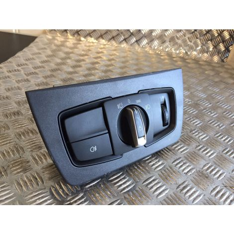 BMW F20 F21 F22 F30 F82 F83 HEADLIGHT CONTROL ELEMENT LIGHT HEADLIGHT SWITCH  6847508 B366