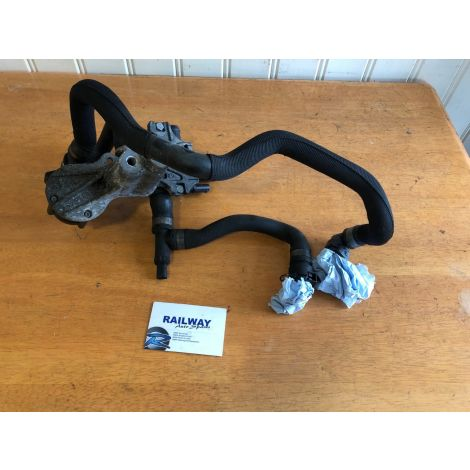 OEM BMW 2012 3 SERIES F30 AUXILIARY WATER PUMP 8514464 SS *404