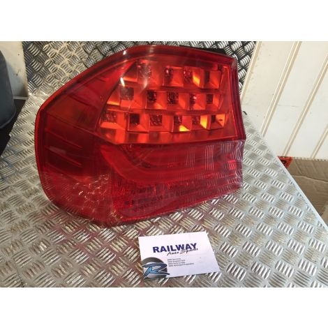OEM BMW 2009 3 SERIES E90 LCI LEFT TAIL LIGHT REAR LED LIGHT CLUSTER 7154153 #210 *346