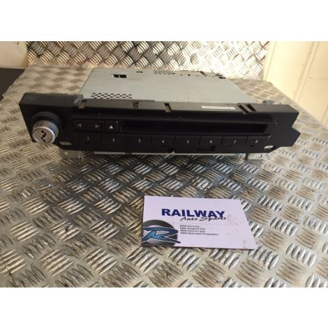 BMW 5 6 SERIES E60 E61 E63 E64 LCI RADIO CD PLAYER HEAD UNIT CHAMP BUSINESS 65129196760 B70A