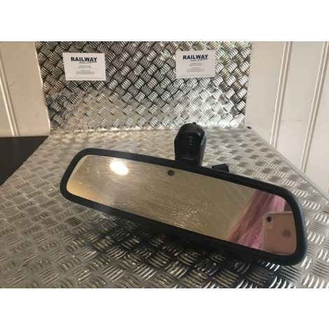BMW INTERIOR REAR VIEW MIRROR WITH AUTO DIM AND LED E39 E65 X5 X3 5 SERIES 8236774  B37A B295 B325 B381 B386 B395 B287