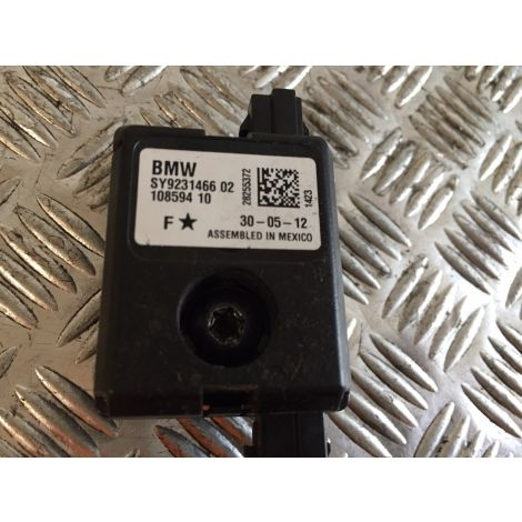 BMW 2012 3 SERIES F30 320D AERIAL ANTENNA TRAP CIRCUIT 2 3 4 SERIES F22 F30 F32 F36 9231466 B55 *354