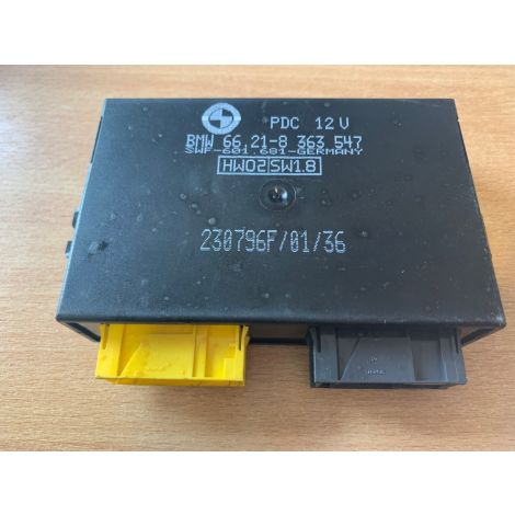BMW E36 E39 E38 Park Distance Control PDC Module Parking Sensors Unit 66.21-8 363 547 8363547 B130