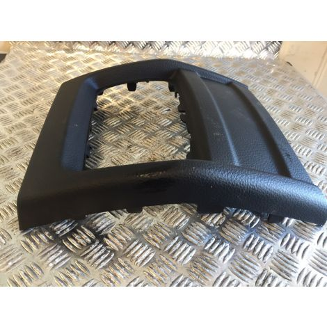 BMW 2012 3 SERIES F30 REAR CENTRE CONSOLE TRIM BLACK M-SPORT REAR CENTRE CONSOLE 9218908 B252 *354
