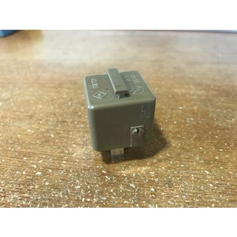OEM BMW 5 7 SERIES E34 E32 RELAY MAKE CONTACT CLAY BROWN 4 PIN RELAY 1388745 B221
