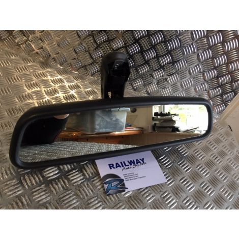 BMW 5 6 7 SERIES F10 REARVIEW MIRROR INTERIOR EC LED F10 F11 F12 F13 F01 F02 9224341 B96 *356
