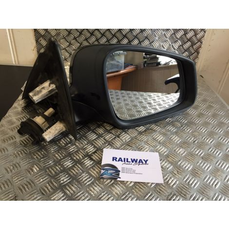 OEM BMW 2010 5 SERIES F10 525D DRIVER SIDE WING MIRROR RIGHT DOOR MIRROR Y214 *356