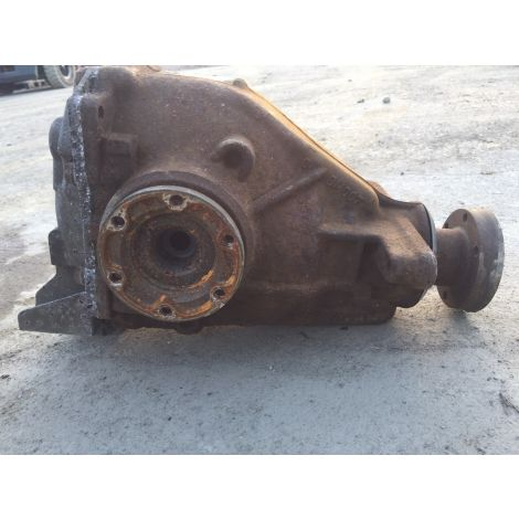 BMW 5 SERIES E60 2004-2007 525D REAR DIFF 2.65 RATIO DIFFERENTIAL REAR AXLE 7542514 #50
