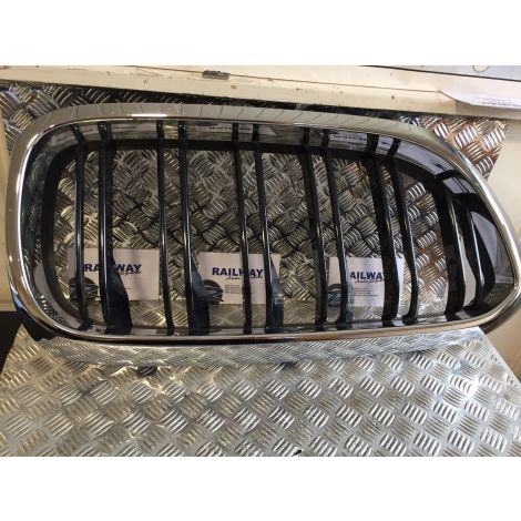 OEM BMW 2016-2019 5 SERIES F90 M5 RIGHT KIDNEY GRILLE 8063174 B335