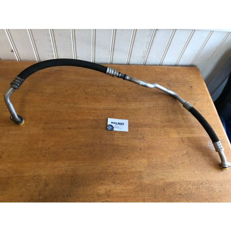 OEM BMW 2012 X6 E71 SUCTION PIPE A/C HOSE 30dX 40dX N57 N57S 9221762 #98 *439