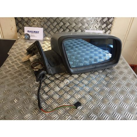BMW 2005 5 SERIES E60 E61 DRIVER SIDE WING MIRROR RIGHT DOOR MIRROR Y216 *357