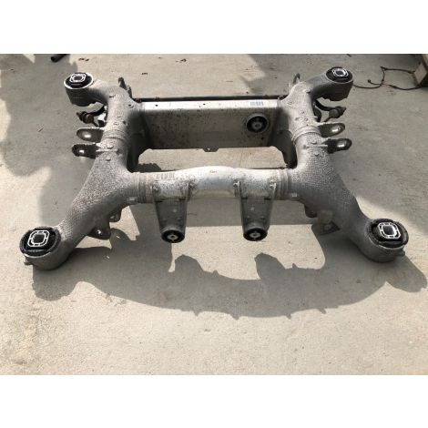 BMW F07 F10 F11 10-17 520d 520i 528i 525d REAR AXLE CARRIER REAR SUBFRAME DIFF CARRIER 33316798545 #4 *284