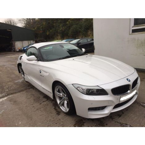 BMW E89 LCI 2013 Z4 2.0i 8 SPEED AUTO MINERAL-WEISS METALLIC PARTS SPARES BREAKING QUOTE *218