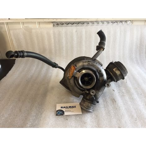 OEM BMW 2001 5 SERIES E39 530d TURBO M57 AT TURBO CHARGER 98-02 530d 730d E39 E38 2248906 #19 *313