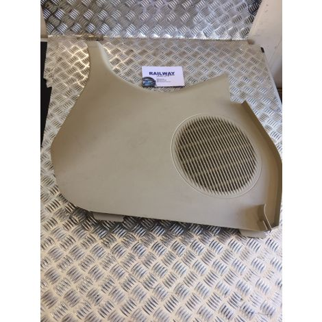 OEM BMW 2007 Z4 E85 LEFT FOOTWELL TRIM SPEAKER COVER 7016793 S6C *391