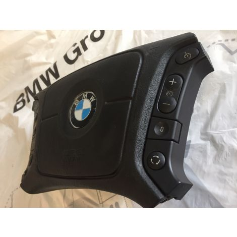 OEM BMW 2002 5 SERIES E39 540i STEERING WHEEL AIRBAG DRIVERS AIRBAG 1094449 B342 *309