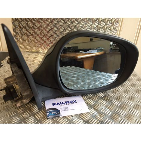 BMW 3 SERIES E90 SILVER GREY DRIVER SIDE WING MIRROR RIGHT DOOR MIRROR Y226
