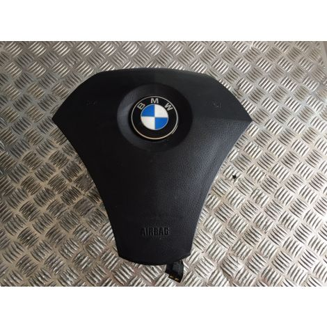 OEM BMW 2003 5 SERIES E60 530D STEERING WHEEL AIRBAG 6761380 B374 *367