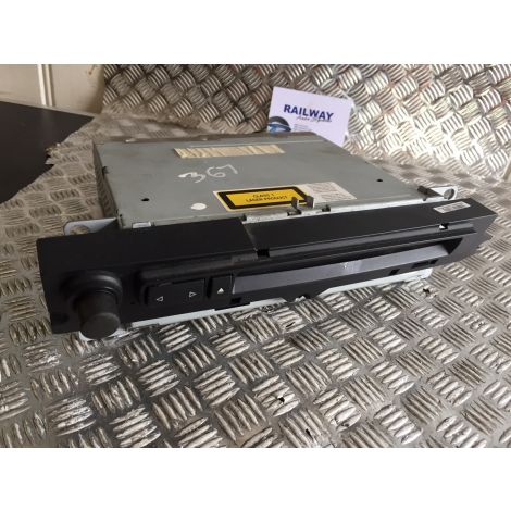 OEM BMW 2003 5 SERIES E60 M-AUDIO SYSTEM CD PLAYER HEAD UNIT 6944013 B206 *367
